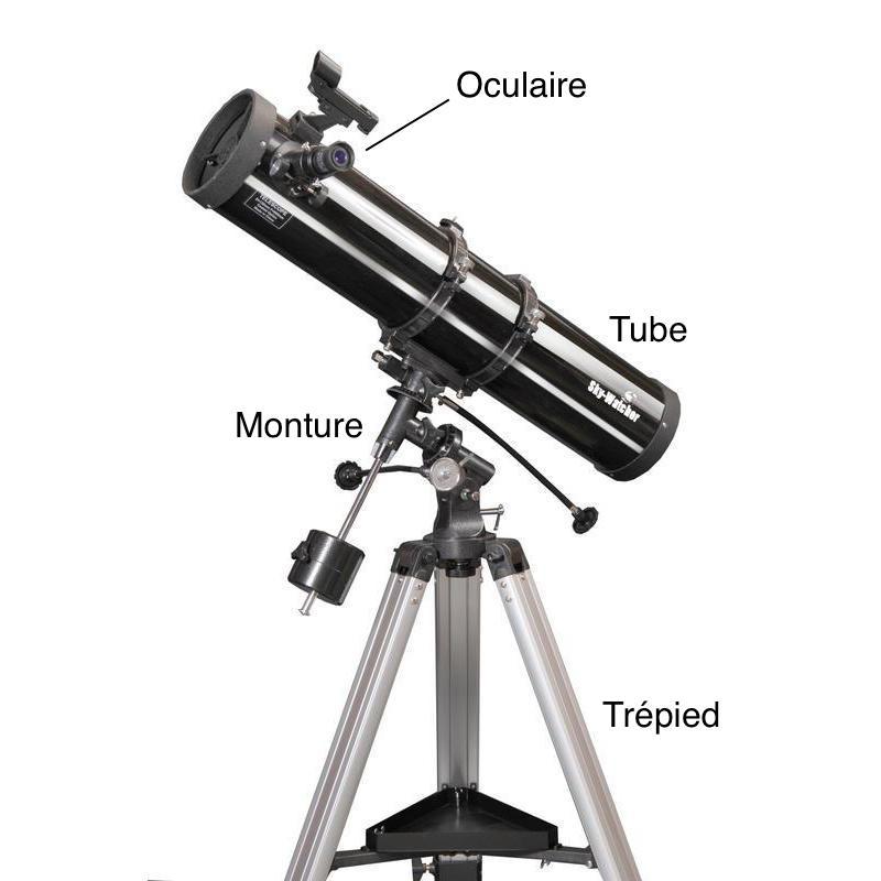 télescope explication