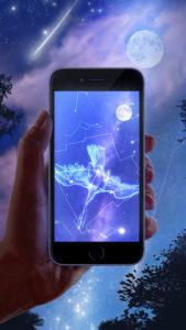 carte du ciel smartphone
