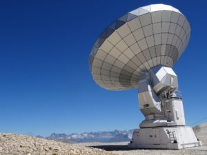 radio télescope