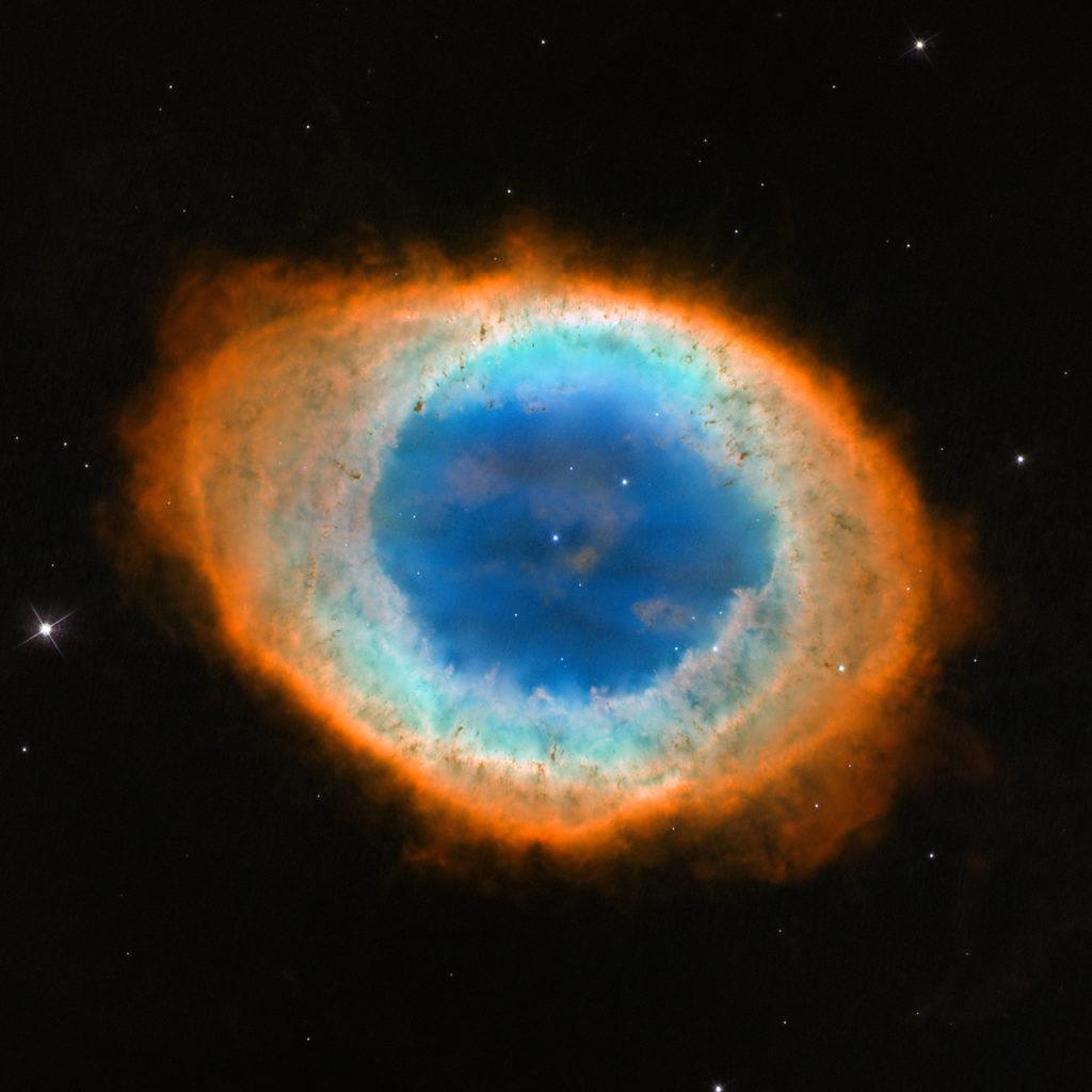 nébuleuse de la lyre (M57)