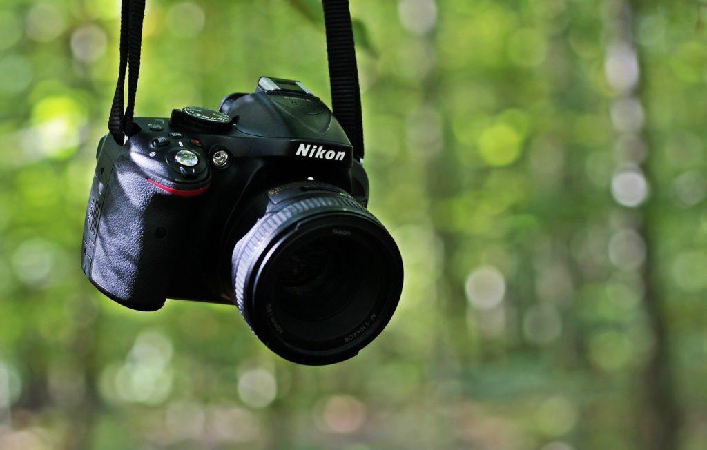 appareil photo réflex
