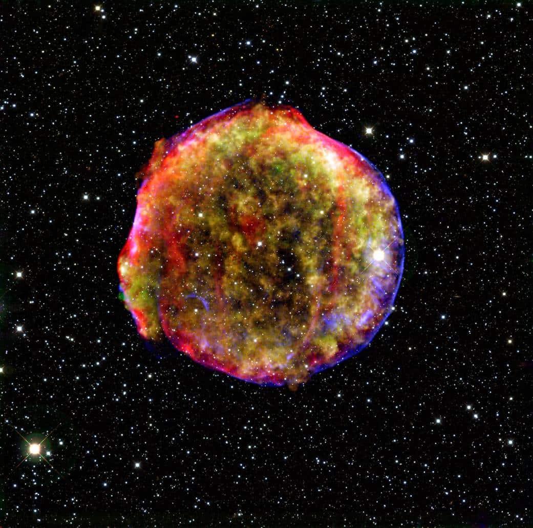 SN 1572 (Nova de Tycho)