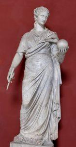 uranie statue