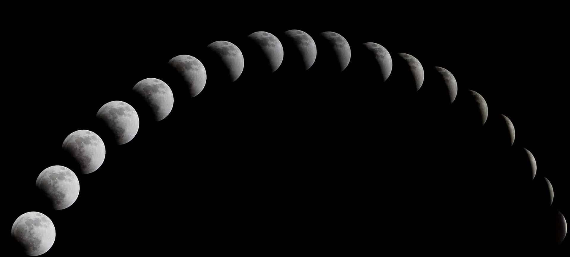 phases de la lune