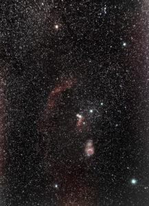 astrophotographie ciel profond