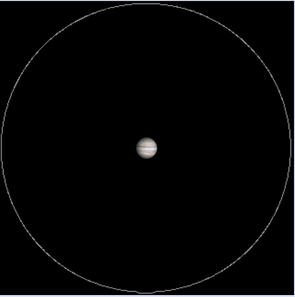 Jupiter skywatcher 130 900 oculaire 10 mm