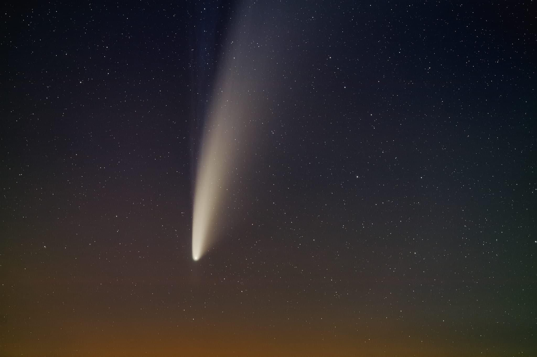 comete neowise
