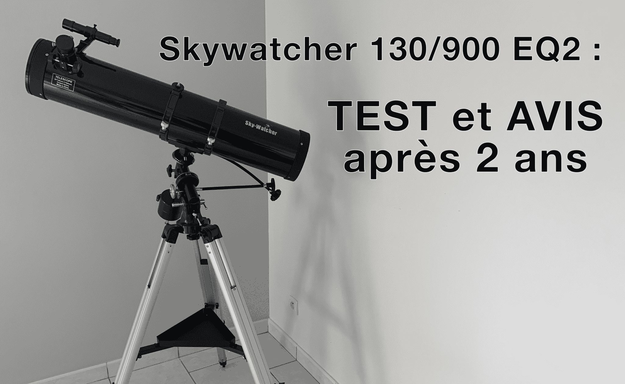telescope skywatcher 130 900