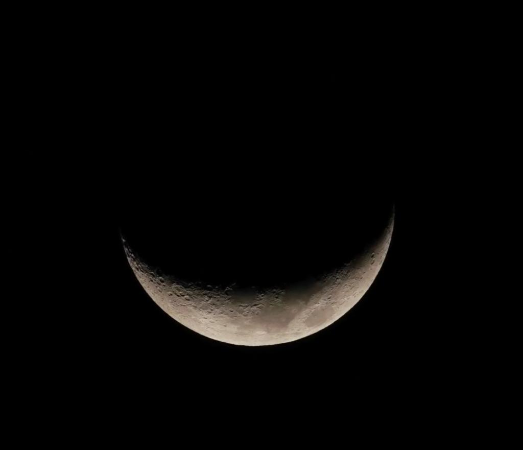 lune horizontale