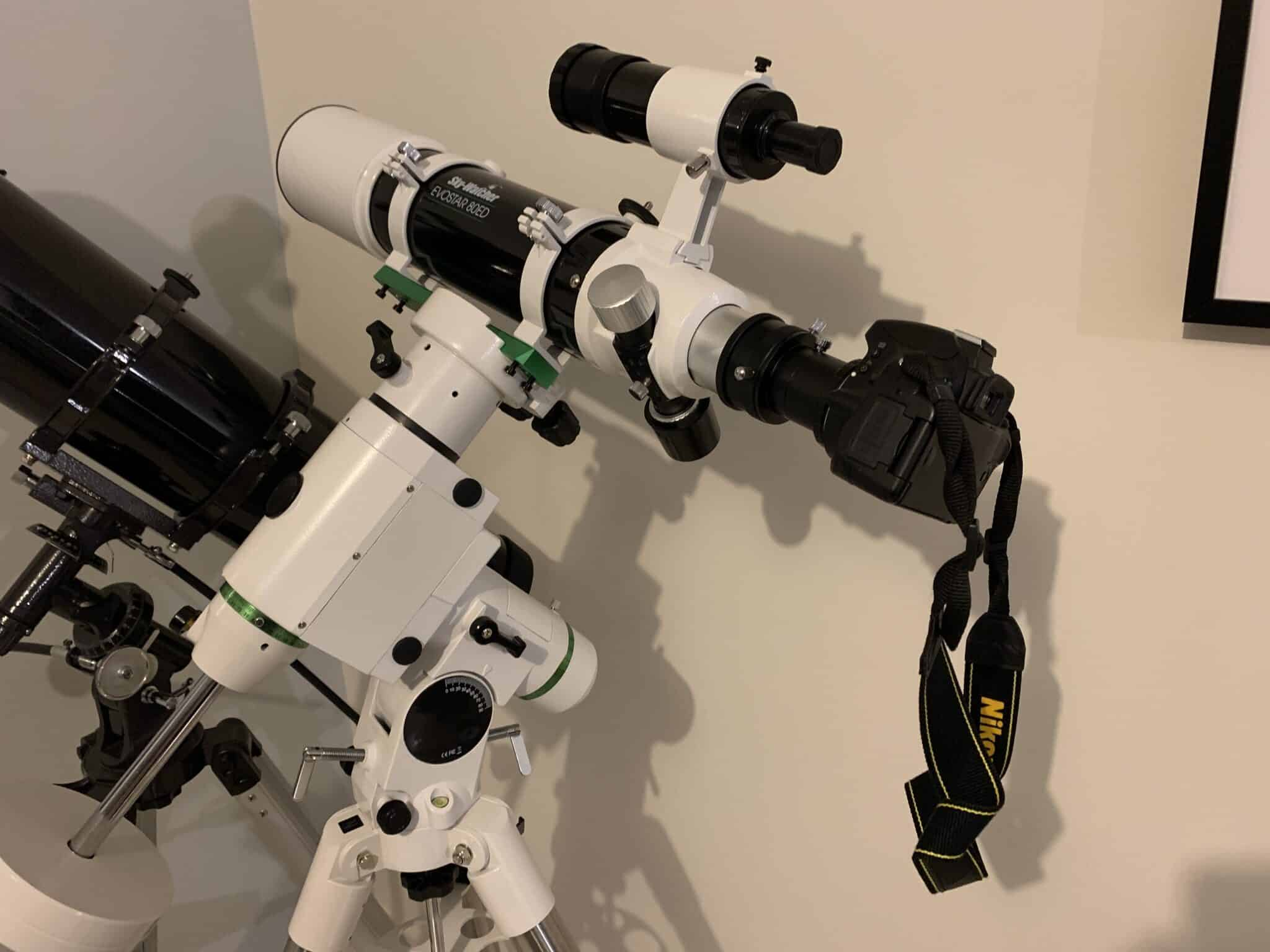 astrophoto foyer télescope