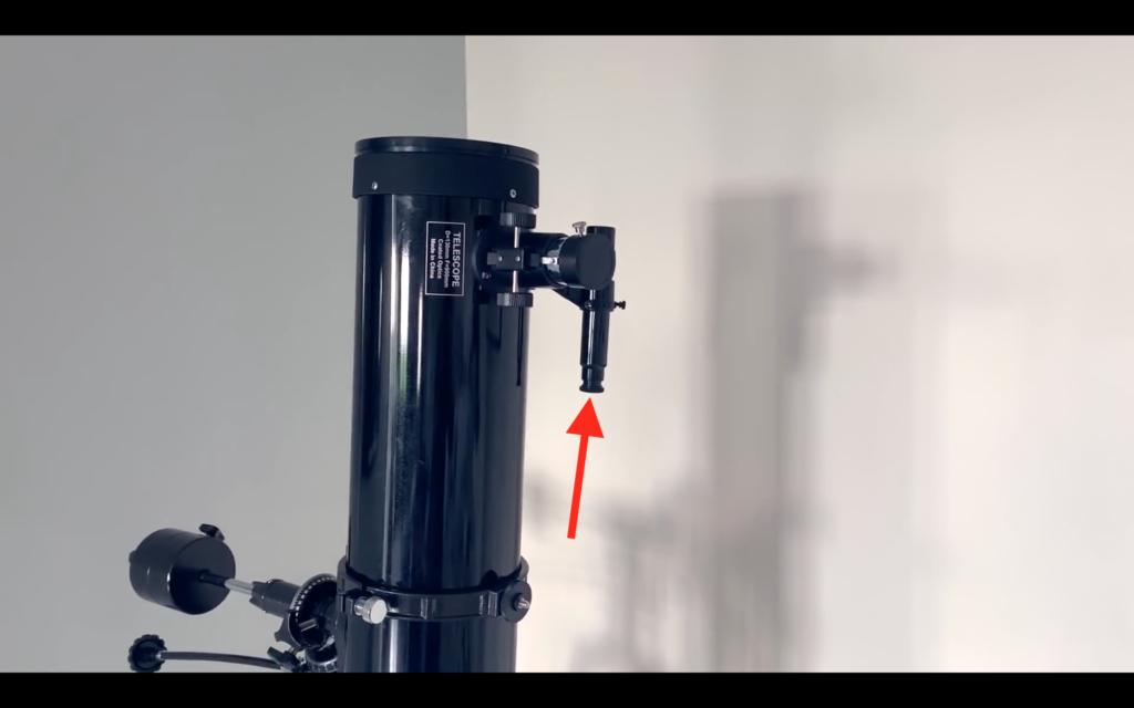 telescope zenith